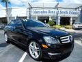 Black 2013 Mercedes-Benz C 250 Luxury
