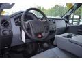 2012 Ingot Silver Metallic Ford F250 Super Duty XL Crew Cab 4x4  photo #6