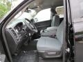 Black/Diesel Gray Front Seat Photo for 2014 Ram 1500 #85811824