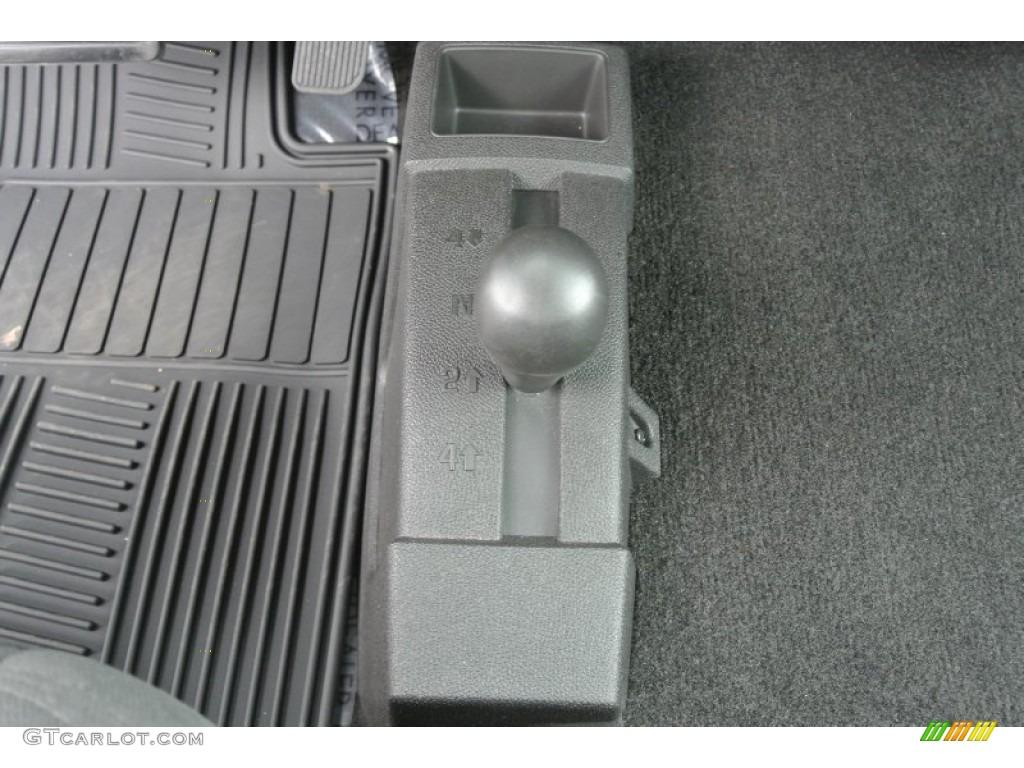 2012 Silverado 1500 LS Regular Cab 4x4 - Black / Dark Titanium photo #13