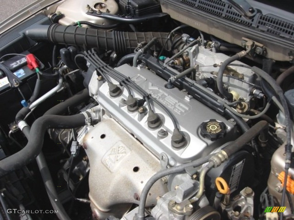 2002 honda accord ex sedan engine photos