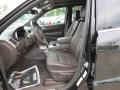 Summit Grand Canyon Jeep Brown Natura Leather Interior Photo for 2014 Jeep Grand Cherokee #85817373