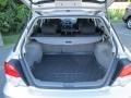 2004 Subaru Impreza Dark Gray Interior Trunk Photo