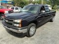 Dark Blue Metallic - Silverado 1500 Work Truck Extended Cab 4x4 Photo No. 2