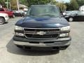 Dark Blue Metallic - Silverado 1500 Work Truck Extended Cab 4x4 Photo No. 18