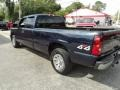 Dark Blue Metallic - Silverado 1500 Work Truck Extended Cab 4x4 Photo No. 21