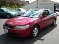 San Marino Red 2000 Honda Accord EX Coupe