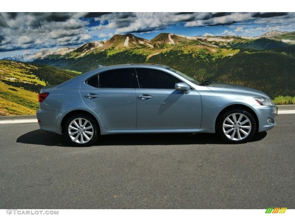 2010 cerulean blue metallic lexus is 250 awd 85804010. Black Bedroom Furniture Sets. Home Design Ideas