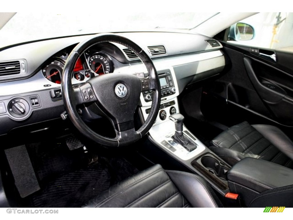 2006 volkswagen passat 3 6 4motion sedan interior photos. Black Bedroom Furniture Sets. Home Design Ideas