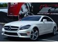 Diamond White Metallic - CLS 550 Coupe Photo No. 1