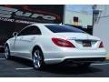 Diamond White Metallic - CLS 550 Coupe Photo No. 4