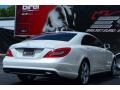 Diamond White Metallic - CLS 550 Coupe Photo No. 6