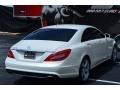 Diamond White Metallic - CLS 550 Coupe Photo No. 12