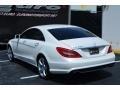 Diamond White Metallic - CLS 550 Coupe Photo No. 30