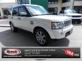 Alaska White 2010 Land Rover LR4 V8