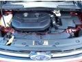 2014 Sunset Ford Escape Titanium 2.0L EcoBoost  photo #11