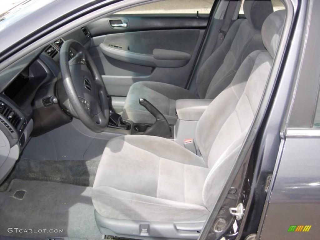 2004 Honda Accord Ex Sedan Interior Photos