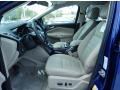 2014 Deep Impact Blue Ford Escape Titanium 1.6L EcoBoost  photo #6