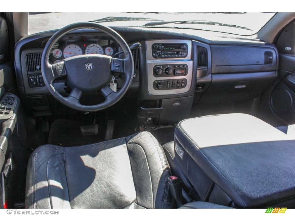 2004 Dodge Ram 3500 Laramie Quad Cab 4x4 Dashboard Photos