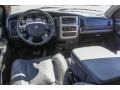Dark Slate Gray 2004 Dodge Ram 3500 Laramie Quad Cab 4x4 Dashboard
