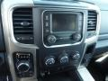 Black/Diesel Gray Controls Photo for 2014 Ram 1500 #85877857