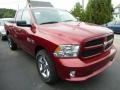Deep Cherry Red Crystal Pearl 2014 Ram 1500 Gallery