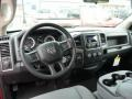 Black/Diesel Gray Dashboard Photo for 2014 Ram 1500 #85878175