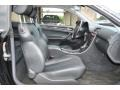 Front Seat of 2000 CLK 320 Coupe