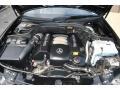 2000 CLK 320 Coupe 3.2 Liter SOHC 18-Valve V6 Engine