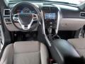 2011 White Suede Ford Explorer XLT  photo #15