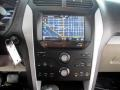 2011 White Suede Ford Explorer XLT  photo #16