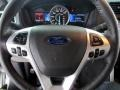 2011 White Suede Ford Explorer XLT  photo #23