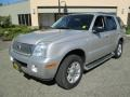 Silver Birch Metallic - Mountaineer V8 Premier AWD Photo No. 2
