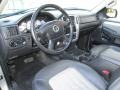 2004 Mountaineer Midnight Grey Interior