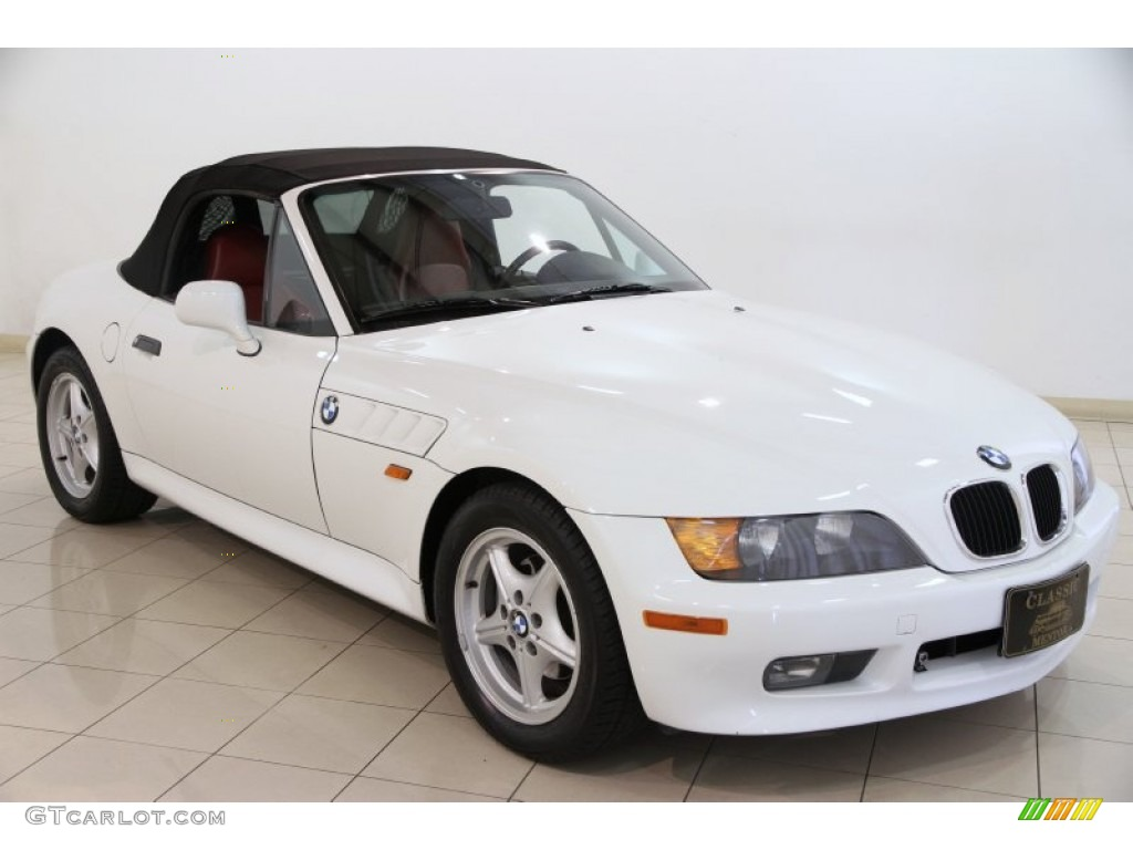 1998 Alpine White Bmw Z3 1 9 Roadster 85854378 Photo 20