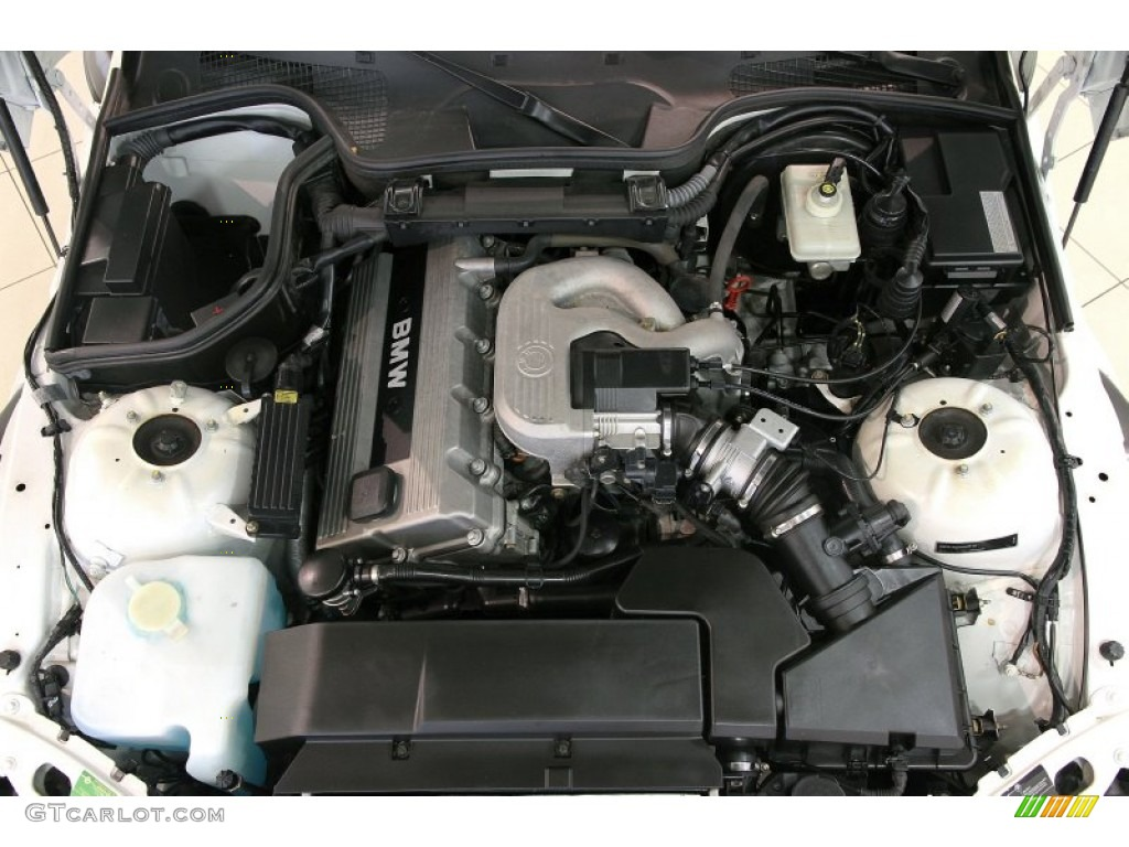 1998 Bmw Z3 1 9 Roadster Engine Photos Gtcarlot Com
