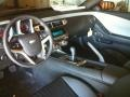 Black Prime Interior Photo for 2014 Chevrolet Camaro #85901323