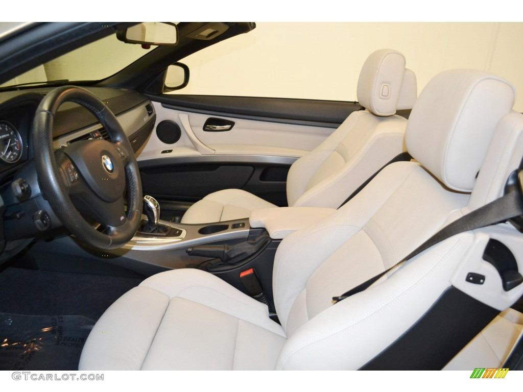 2011 BMW 3 Series 335is Convertible Interior Color Photos