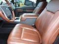 2012 Golden Bronze Metallic Ford F250 Super Duty King Ranch Crew Cab 4x4  photo #9