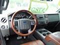 2012 Golden Bronze Metallic Ford F250 Super Duty King Ranch Crew Cab 4x4  photo #11