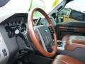 2012 Golden Bronze Metallic Ford F250 Super Duty King Ranch Crew Cab 4x4  photo #15