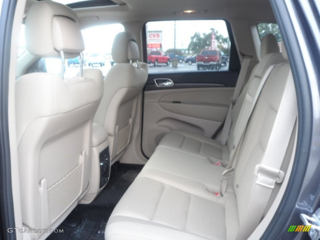 2014 Jeep Grand Cherokee Laredo 4x4 Interior Color Photos