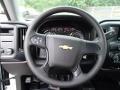 Jet Black/Dark Ash Steering Wheel Photo for 2014 Chevrolet Silverado 1500 #85921467