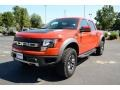 Race Red 2012 Ford F150 SVT Raptor SuperCrew 4x4