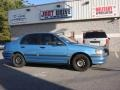 Blue Metallic - Tercel DX Sedan Photo No. 5