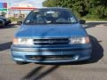 Blue Metallic - Tercel DX Sedan Photo No. 7