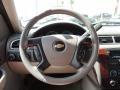 2009 Black Granite Metallic Chevrolet Silverado 1500 LTZ Crew Cab 4x4  photo #15