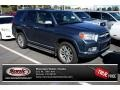 2013 Shoreline Blue Pearl Toyota 4Runner Limited 4x4 #85907174