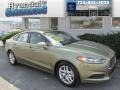 2013 Ginger Ale Metallic Ford Fusion SE #85907158