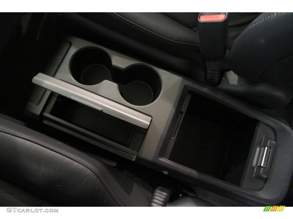 2011 CR-V EX-L 4WD - Polished Metal Metallic / Black photo #10